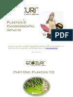 Plastics and Environment by Ecozuri