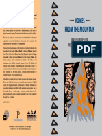 Panos Publications] Voices From the Mountain - Or