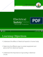 Lesson 9 Electrical Safety2