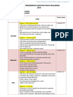 Jadual Pergerakan Mata Pelajaran BI TG 2 & 3