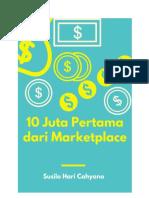 10 Juta Pertama Dari Marketplace