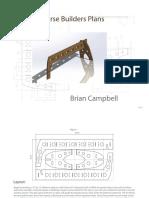 Tri-Horse Builders Plans