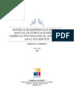 Modelos de Referencias Estilo APA, 6ta Ed._ FinalMLP_9!26!2013