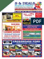 Steals & Deals Southeastern Edition 12-28-17