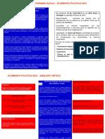 Elaboracion de Politica de SSOMAC Volcan 2012 DUPONT 1era Version