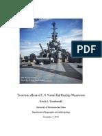 trushenski battleship tourism