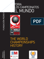 Historia de Los Campeonatos Del Mundo
