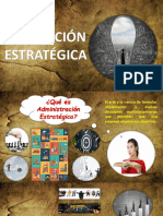 Conceptos Introductorios - Planificación Estratégica