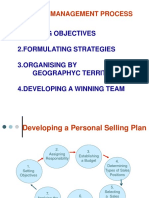 Sales Mgt Process Imp.
