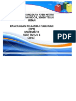 RPT Matematik  2017