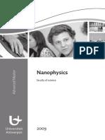 Nanophysics Brochure