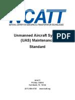 UAS Maintenance Standard