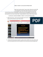 Tutorial PPT PDF