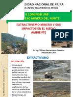 5 Extractivismo Minero y Sus Impactos en El Medio Ambiente Dr Wilson Sancarranco