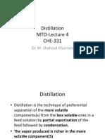 MTO Lecture 4