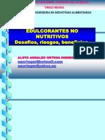 Alipio Edulcorantesnonutritivos1