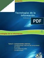 Componentes Internos Del Pc