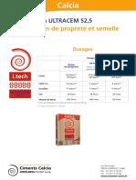 Dosages béton de propreté et semelles.pdf