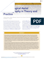 Archaeological Aerial Thermography in Theory and Practice