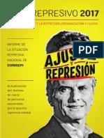 Correpi - informe 2017