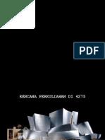 Course Plan of Interior Design V