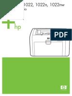 Manual HP1020