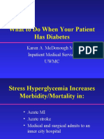 In Patient Diabetes r 1 Lecture