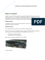 What is a Firewall CCIE