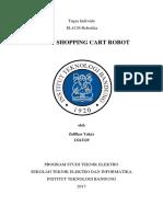 Smart Shopping Cart Robot