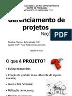 AULA 04 Gerenc Projetos