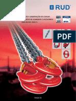 Rud Correntes Correntes de Alta Resistencia Catalogo Qualidade Grau 8 521373