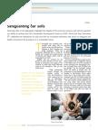 Safeguarding our soils