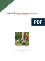 Proyecto Huerto Comunitario La Victoria