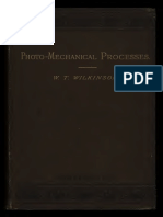 Practical Guide Zincography - Wilkinson 1897