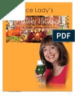 Healthy Holidays Book