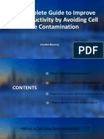 The Complete Guide to Improve Data Productivity by Avoiding Cell Line Contamination