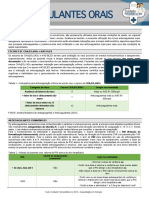 Protocolo de Anticoagulantes Orais 2013