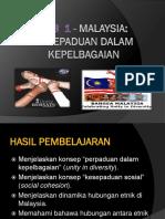 BAB_1-_Malaysia_-_Kesepaduan_dalam_Kepelbagaian.ppt