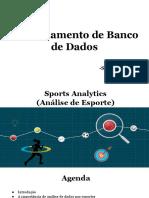 Analise de Dados nos Esportes