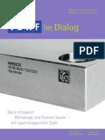 VDWF Im Dialog 2016-1