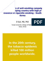 Anti-smoking Campaign_South Korea