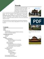 Architecture of Kerala