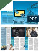 22.12 כתבת מגזין במקור ראשון על אובדנות בהשתתפות הרב סובול