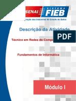 TDP01 - Definindo o Sistema Operacional