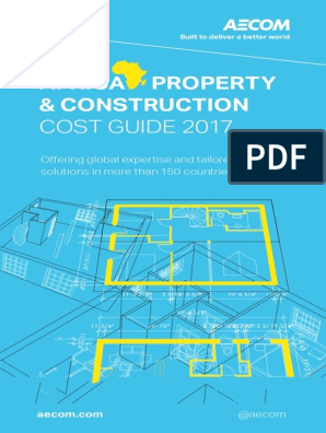 AECOM Property Construction Cost Guide 2017 | Building Information