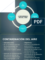 Data Contaminación