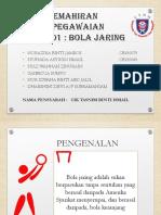 Slide Present Bola Jaring
