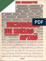 Hermínio Sargentim-Dicionário de Ideias Afins-Instituto Brasileiro de Edições Pedagógicas