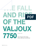 Fall and Rise of Valjoux 7750