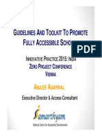 -unofficial-Guidelines and toolkit to promote fully accessible schools India